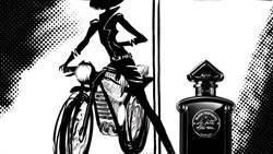 個性女孩的專利!「小黑裙搖滾皮衣玫瑰淡香精」嗆辣登場