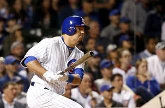 MLB》小熊不續約4人 包含2016年世界大賽冠軍成員