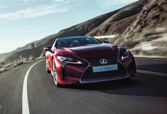 看見你眼中的慾望 Lexus LC500