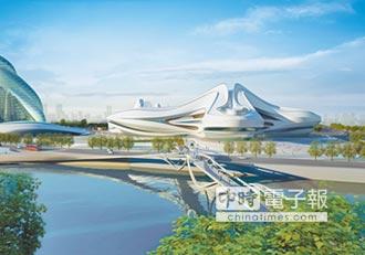 建築雕塑未來 札哈‧哈蒂獎不完