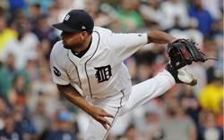 MLB》救援屢砸鍋 K-Rod遭老虎釋出
