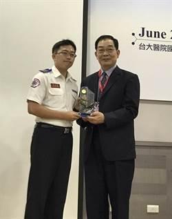 新北消防連4年獲選十大傑出救護技術員