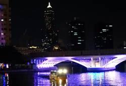 鴨子船將開嶄新夜航 璀璨愛河注入觀光強心針