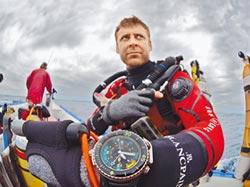 寶鉑頂級潛水表 首登台 搶當霸主