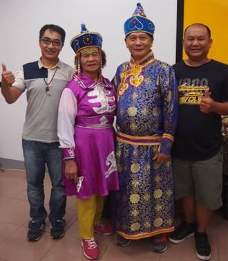 內蒙古漢族 來台做木工兼介紹蒙古文化