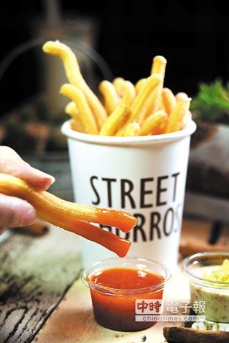 名.店.出.新.菜-吉拿棒還能怎麼吃?Street Churros新品告訴你