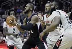 NBA》火箭延攬保羅將放棄防守一隊貝弗利