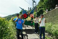 一年一度蝴蝶祭 相聚北埔南外社區