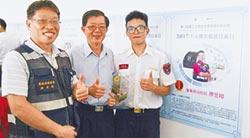 廖昱翔 榮獲10大傑出救護員