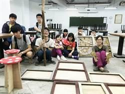 最有意義的畢展 滬江學生設計改造烏來福山部落