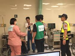 桃市1年23件醫療暴力 今桃衛局與警方合作預演