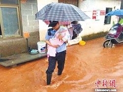 暴雨襲浙 錢塘江62年來最大洪災