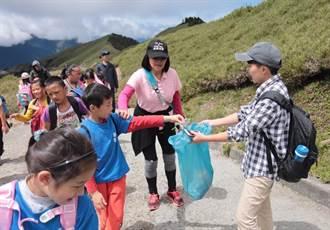 合歡山環保健行淨山 清境、旭光師生山野教育體驗