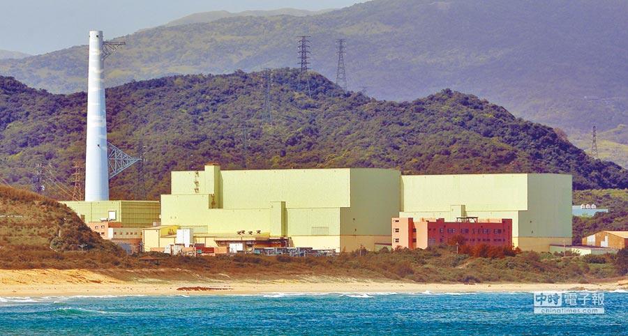 貢寮核四廠。(本報資料照片)