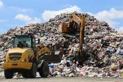 斗六明起暫停清運公家機關垃圾