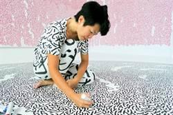 150支麥克筆 新加坡藝術家塗好塗滿駁二倉庫