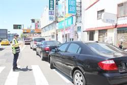 停車場入口設計不良 交通局:業者7月起請義交指揮