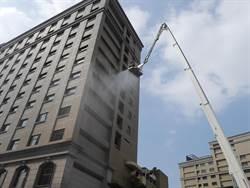 消防隊高樓演習 確保世大運裁判、旅客安全