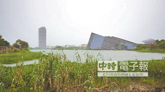 蘭陽博物館旁冒高樓 毀天際線