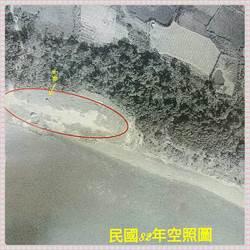 林淑芬驚爆新豐海岸廢棄物 戴奧辛超標
