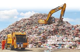 雲林垃圾成山 3.2萬噸無處去!惡臭汙水 苦了縣民