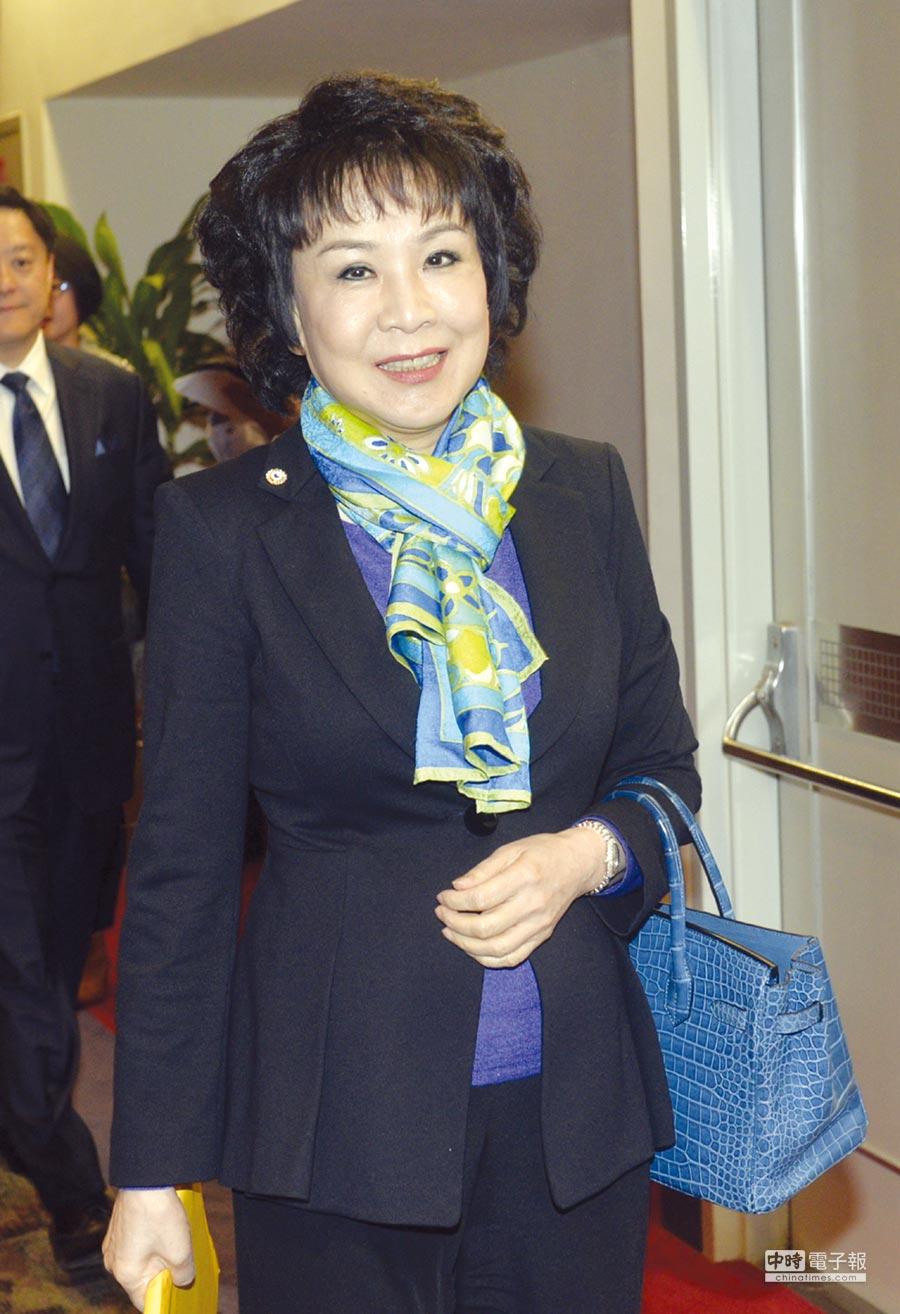 中小企業總會理事長林慧瑛