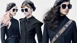 「女性主義」表露無遺!Dior 全新形象廣告展現出毫無懼色、勇敢的迪奧女性