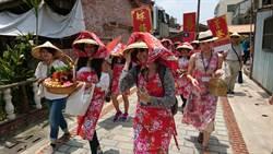 14國外生訪後壁 菁寮老街體驗農村文化