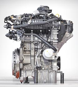 Ford EcoBoost 125 連續六年在「國際引擎大賞」奪冠軍