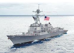 美軍艦可泊台灣 府表示感謝