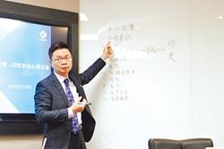 台印產業合作 貿協黃志芳推電動車