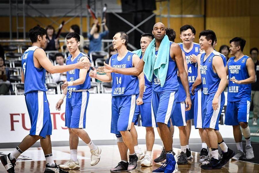 中華隊在今年亞洲盃第1場預賽對手將是香港。(取自FIBA官網)