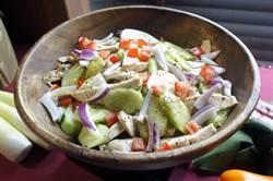 台菜變洋食 金典酒店推「產地鮮蔬美食節」