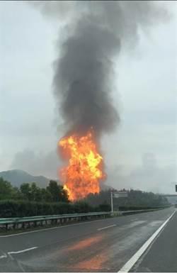 貴州天然氣燃爆 造成8死35傷