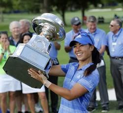 LPGA》龔怡萍女子PGA大賽並列第20 姜丹尼爾封后