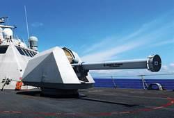 美海軍電磁炮功率達到3千萬焦耳 預計2019完成