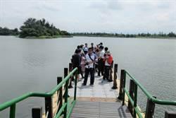 宜梧滯洪池防災成效佳 打造與水共舞、韌性城市