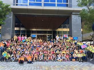 日月光高雄廠兒童夏令營  倡導環保節能減碳