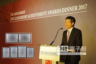 榮獲台灣首家最佳亞太銀行及CEO... 「這是榮譽 更是鞭策」