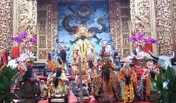 埔里城隍廟重建完工 神像安座傳「流淚」神跡
