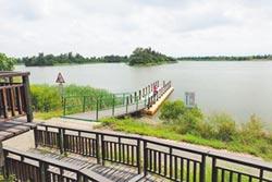 滯洪池展成效 口湖鄉與水共舞