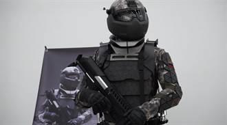 俄國展示未來戰鬥服 如同科幻戰士