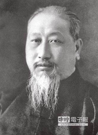 民國第一任總理熊希齡