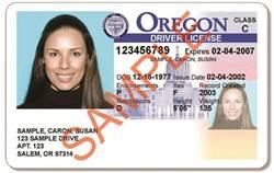 美奧勒岡州首創無性別駕照