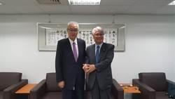 日眾議員造訪 吳敦義:國民黨當前先拚2018選舉