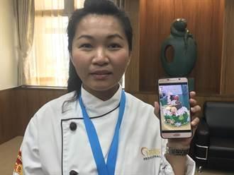 烘焙捏塑樣樣通  幼教師赴韓國拿蛋糕展示金牌