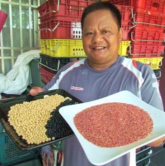 中年轉業 司機自創紅藜養生料理