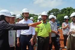 青青草原改善工程 新意象與民眾見面