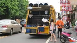 清潔員宣導垃圾不落地 遭違規民眾恐嚇