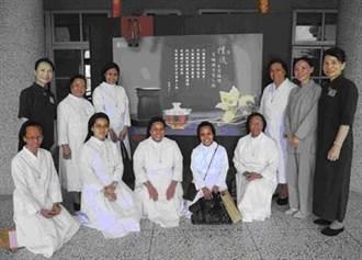 菲律賓海燕風災結緣 修女來台訪慈濟宗教交流
